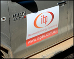 Car Magnets for ITP.