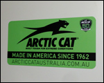 Car Magnets for Artic Cat