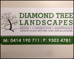 Car Magnets for Diamond Tree Landscapes
